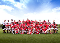 Freshman Football Team Posed